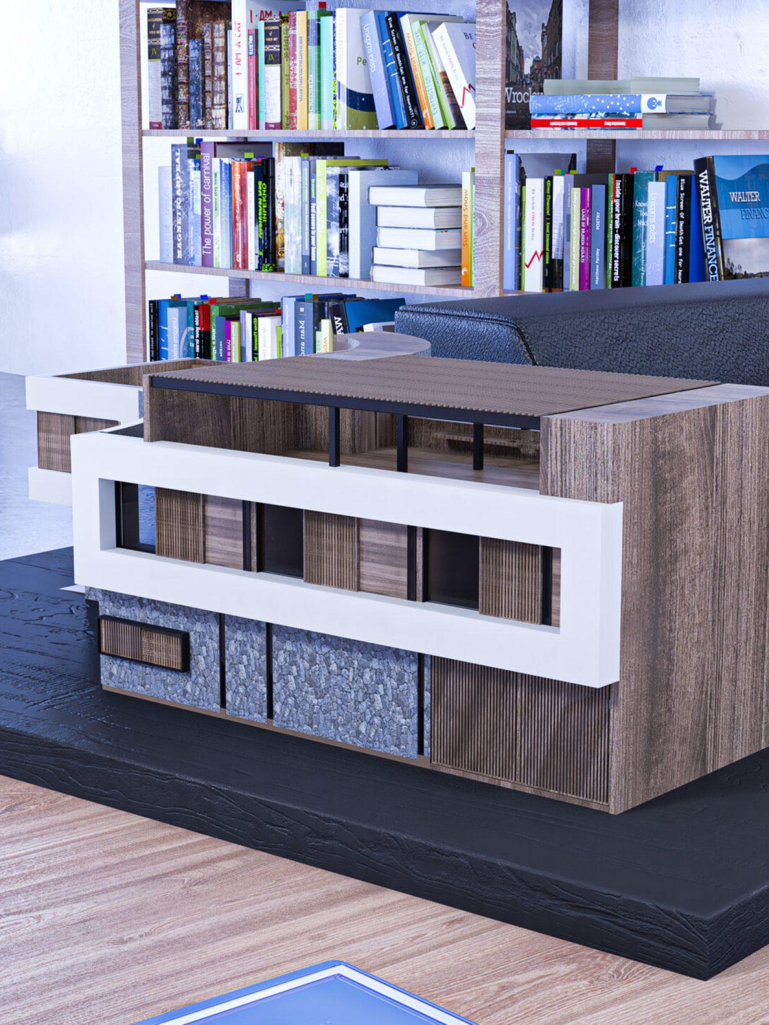 GLE Arquitectura - Maqueta Alvirde 02