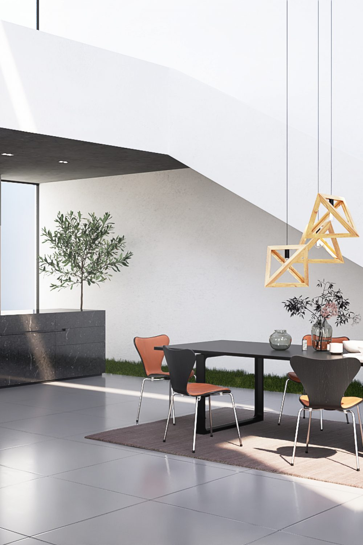 GLE Arquitectura - Romero - Comedor