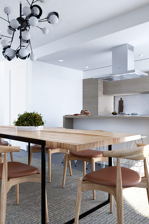 Madeiras 215 - Comedor - GLE Arquitectura