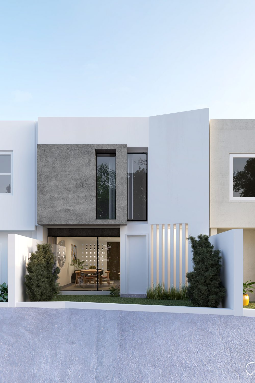 Madeiras Posterior - GLE Arquitectura